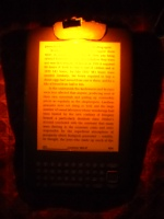 Light for the Kindle