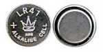 Alkaline Button Cell, 1.5 volt - LR41