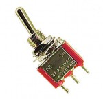 Toggle Switch, SPDT