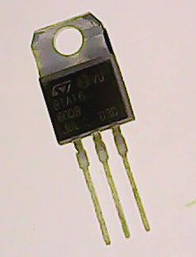 N-Channel MOSFET, TO-220