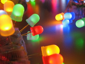 Party LEDs – 10 Piece Assortment